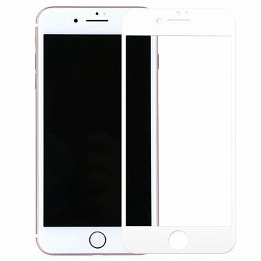 Защитное стекло на iPhone 7P/8P King Kong 3D Белое, фото №6