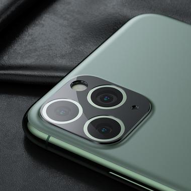 Защитное стекло на камеру для iPhone 11 Pro/ 11 Pro Max (Ver2), фото №1