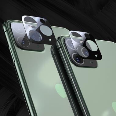 Защитное стекло на камеру для iPhone 11 Pro/ 11 Pro Max (Ver2), фото №10