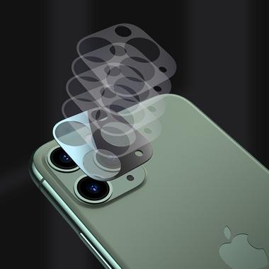 Защитное стекло на камеру для iPhone 11 Pro/ 11 Pro Max (Ver2), фото №13