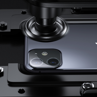 Защитное стекло на камеру для iPhone 11 (2шт, KR серия 0.15 мм.), фото №4