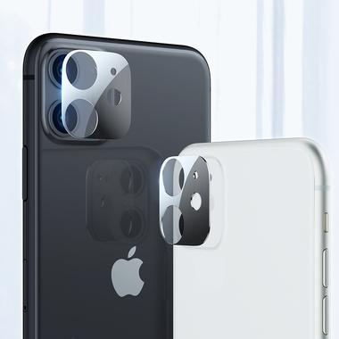 Защитное стекло на камеру для iPhone 11 (2шт, KR серия 0.15 мм.), фото №5