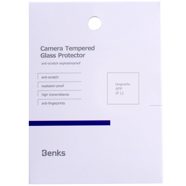 Защитное стекло на камеру для iPhone 11 (2шт, KR серия 0.15 мм.), фото №6