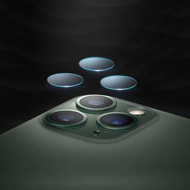 Защитное стекло на камеру для iPhone 11 Pro/ 11 Pro Max, фото №3