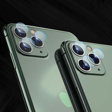 Защитное стекло на камеру для iPhone 11 Pro/ 11 Pro Max, фото №4