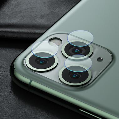 Защитное стекло на камеру для iPhone 11 Pro/ 11 Pro Max, фото №5