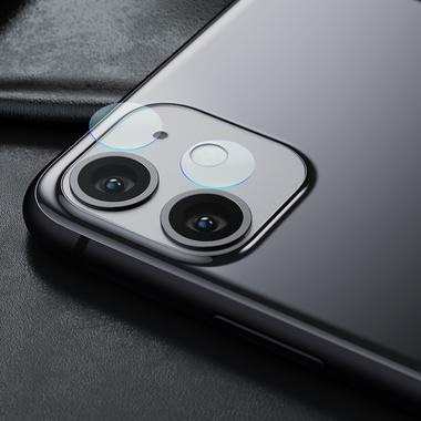 Защитное стекло на камеру для iPhone 11 (Ver2), фото №6