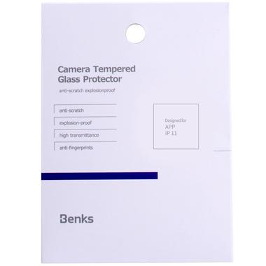 Защитное стекло на камеру для iPhone 11 (Ver2), фото №8