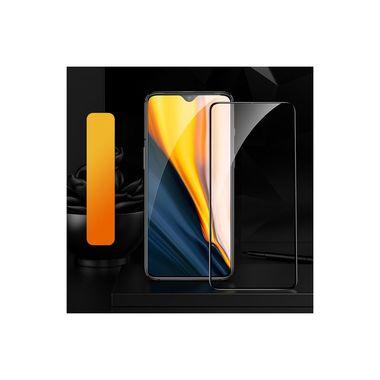 Защитное стекло для One + 7 серия Vpro - черная рамка, фото №2