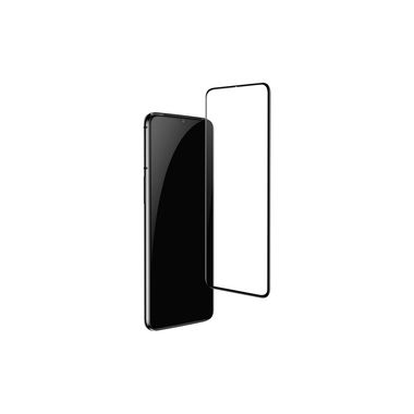 Защитное стекло для One + 7 серия Vpro - черная рамка, фото №5