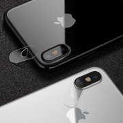 Защитное стекло на камеру для iPhone X/Xs/Xs Max - фото 1