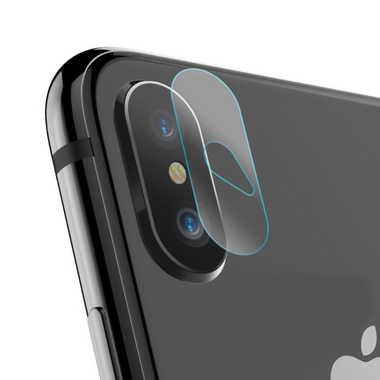 Защитное стекло на камеру для iPhone X, фото №3