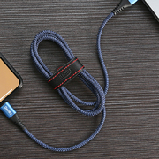 Lightning USB кабель синий, 120 см - Chidian