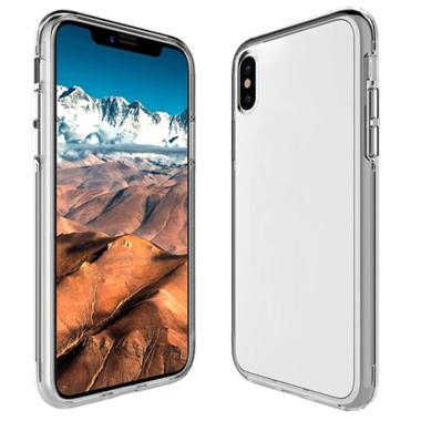 Чехол для iPhone X Magic Pure белый, фото №1