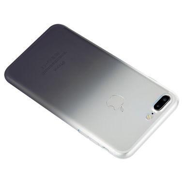 Градиентный чехол на iPhone 7P/8P черный, фото №4