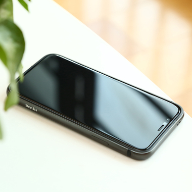 Бампер для iPhone X - черный, фото №1