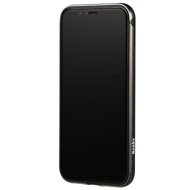 Бампер для iPhone X - черный, фото №2