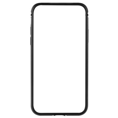 Бампер для iPhone X - черный, фото №4