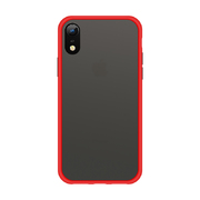 Чехол для iPhone Xr - Magic Smooth красный 1,5мм