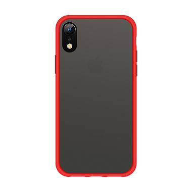 Чехол для iPhone Xr - Magic Smooth красный 1,5мм, фото №1