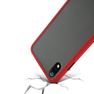 Чехол для iPhone Xr - Magic Smooth красный 1,5мм, фото №2