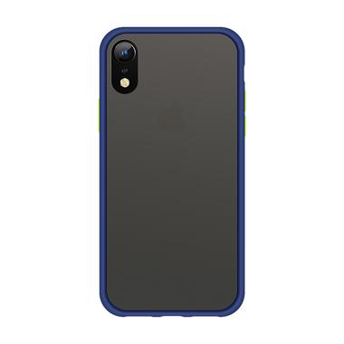Чехол для iPhone Xr - Magic Smooth синий 1,5мм, фото №1