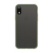 Чехол для iPhone Xr - Magic Smooth зеленый 1,5мм