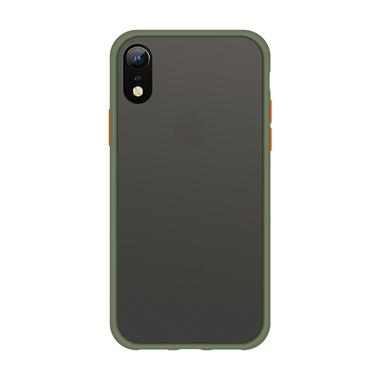 Чехол для iPhone Xr - Magic Smooth зеленый 1,5мм, фото №1