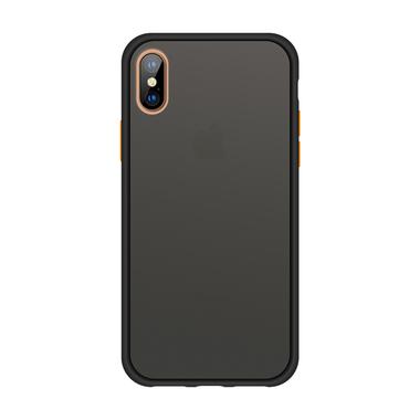 Чехол для iPhone Xs Max - Magic Smooth черный 1,5мм, фото №1