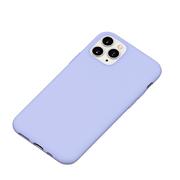 Силиконовый чехол для iPhone 11 Pro Max Magic Silki - серый
