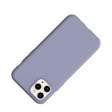 Силиконовый чехол для iPhone 11 Pro Max Magic Silki - серый, фото №2