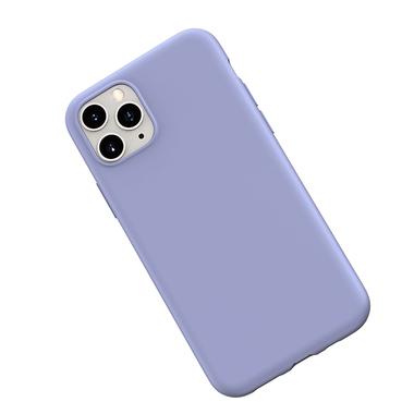 Силиконовый чехол для iPhone 11 Pro Max Magic Silki - серый, фото №3