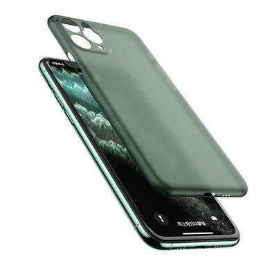 Чехол для iPhone 11 Pro 0,4 mm - темно-зеленый LolliPop, фото №8