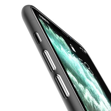Чехол для iPhone 11 Pro 0,4 mm - черный LolliPop, фото №2