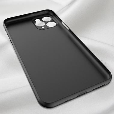 Чехол для iPhone 11 Pro Max 0,4 mm - черный LolliPop, фото №5