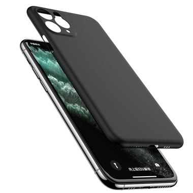 Чехол для iPhone 11 Pro Max 0,4 mm - черный LolliPop, фото №8