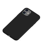 Силиконовый чехол для iPhone 11 Magic Silki - черный