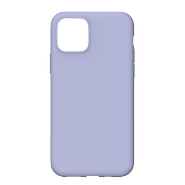 Силиконовый чехол для iPhone 11 Magic Silki - серый, фото №4