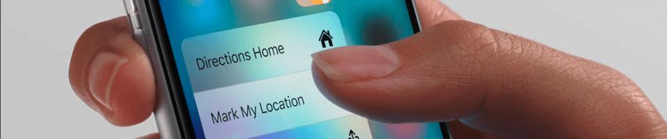 Разбираемся что такое 3D Touch на iPhone: возможности, функции и как им пользоваться?