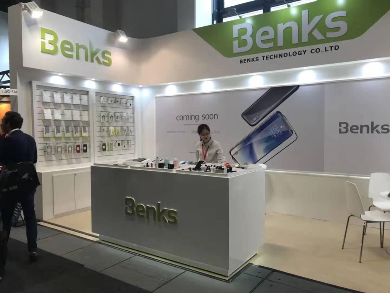 Benks® - эксперт в производстве цифровых аксессуаров