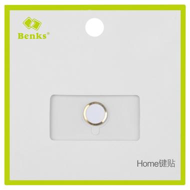 Защитная накладка на кнопку Home - Золотая, фото №1