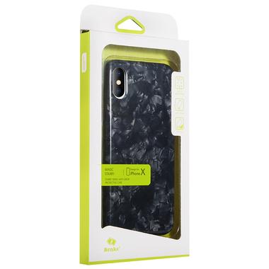 Benks чехол для iPhone X черный Starry, фото №1