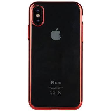 Benks чехол для iPhone X - красный Pure, фото №3