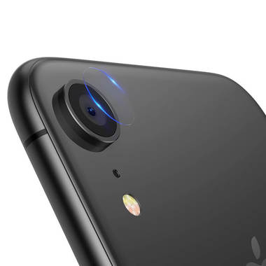 Benks Защитное стекло на камеру для iPhone XR - Soft, фото №4