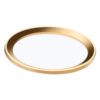 Защитная накладка на кнопку Home - Золотая, фото №2