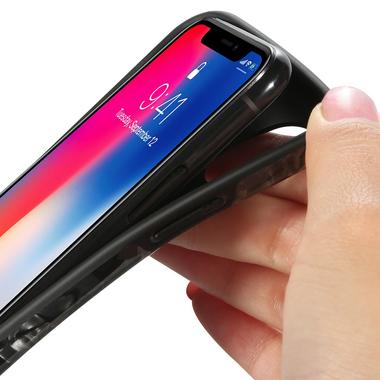 Benks чехол для iPhone X черный Starry, фото №2