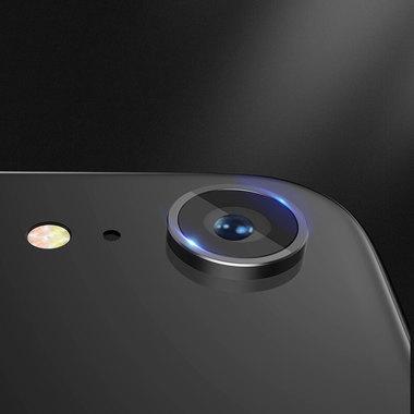 Benks Защитное стекло на камеру для iPhone XR - Soft, фото №3