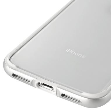 Benks Aegis бампер для iPhone X - Серый, фото №1