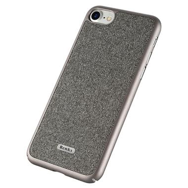 Benks чехол для iPhone 7 | 8 - серый Brownie, фото №2
