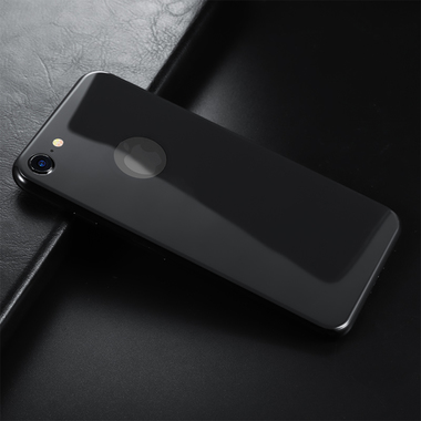 Benks Защитное стекло на заднюю панель iPhone 8 - Gray, фото №3